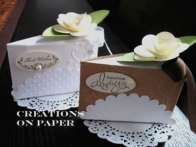 creations on paper cake slice boxes wedding and anniversary. Black Bedroom Furniture Sets. Home Design Ideas