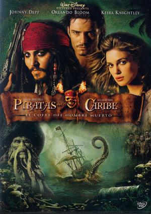 Piratas del Caribe 2 El cofre del hombre muerto Español