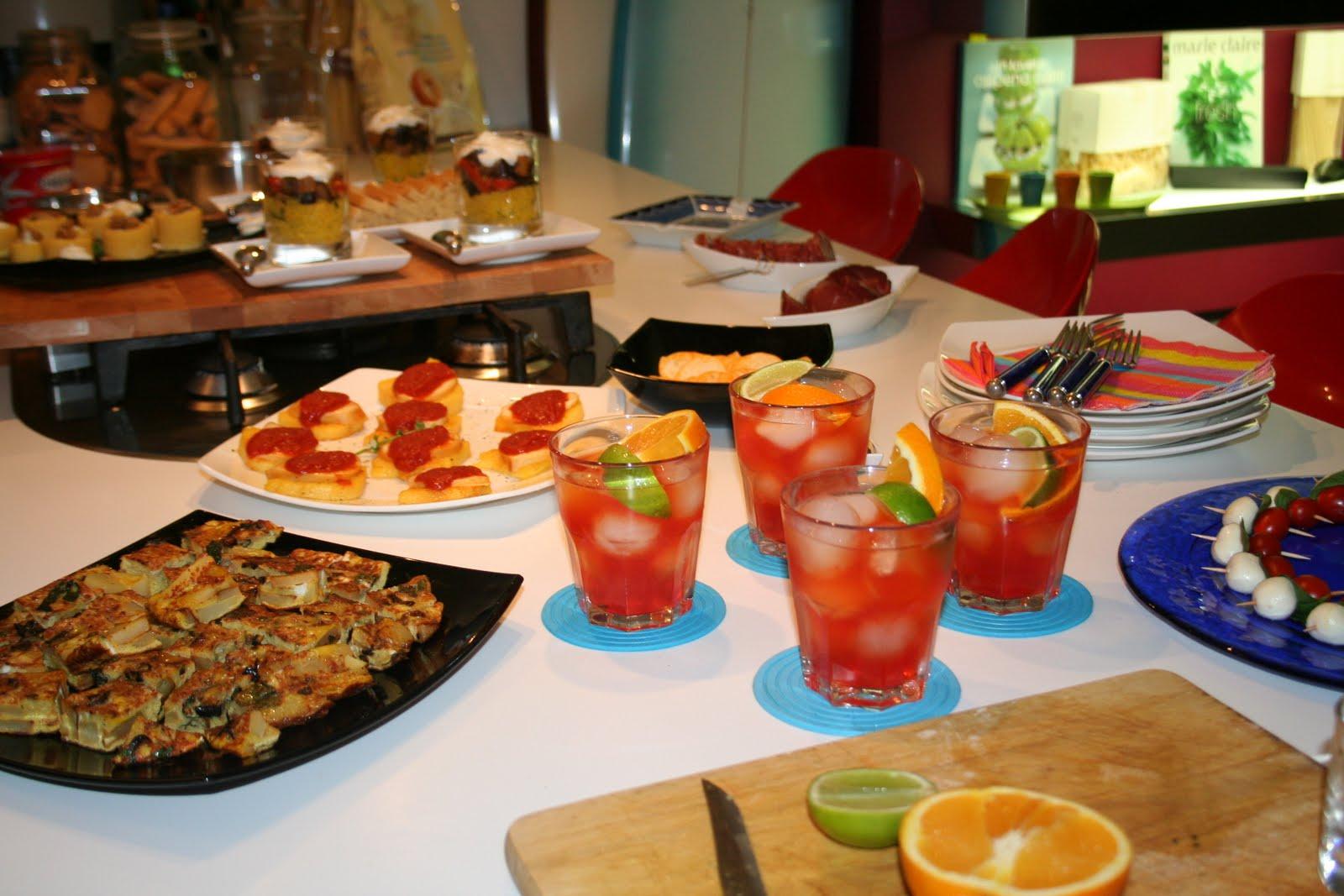 Happy Hour La Villa Roma