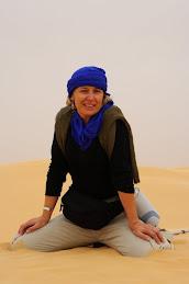 Sourire de sable