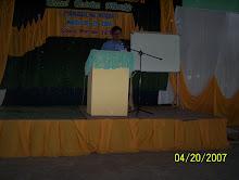 BCPJR  FELLOWSHIP SPEAKER