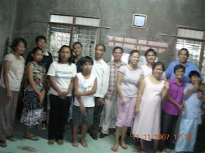 NEW CONGREGATION STARTED NOV.11