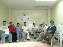 JANUARY 08 MEETINGS