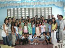 VBS graduation in Salawag