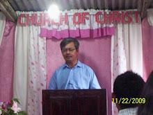 BULIHAN CHURCH OF CHRIST ANNI.SPEAKER