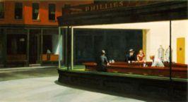 Alcones de la noche. 1942
