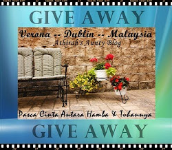 Athirah's Aunty First Giveaway