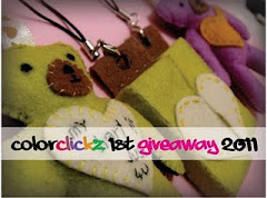 COLORCLICKZ 1st GiveAway 2011