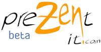 Logotipo de Prezentit