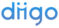 Logotipo de Diigo