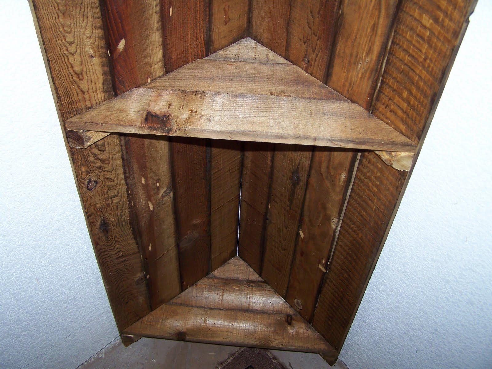 Build Wood Shelving Unit