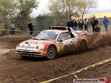 Chus Puras Ford RS 200