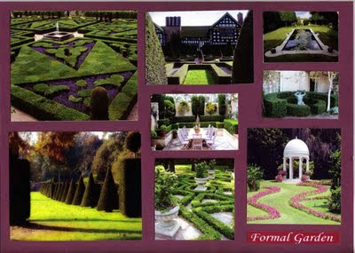 Formal Garden Design on Formal Garden Style