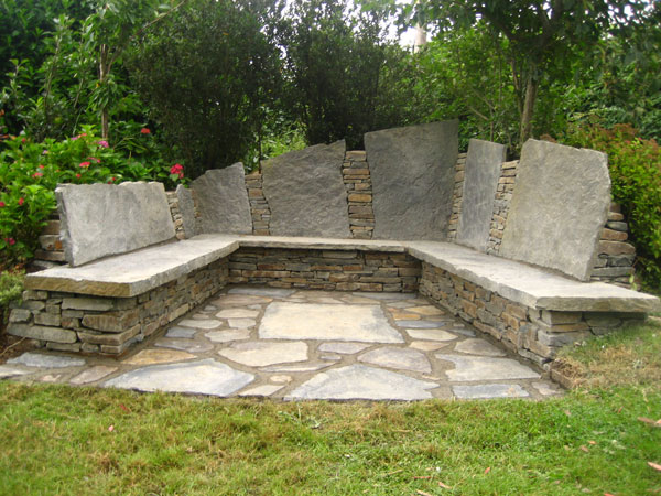 Superior In Which I Mentioned That One Of My Favorite Things To Build Are Stone Seats .