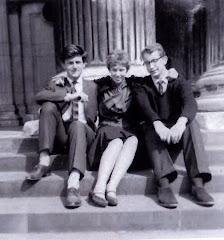 Barry Jackman, Maureen Albertolli & ?