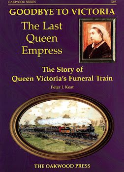 Have you got a copy of my book on Queen Victorias Funeral?
