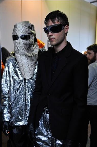 São Paulo Fashion Week: Alexandre Herchcovitch MEN - Inverno 2011