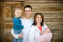 Kurt, Tara, Gavin, and Jenna Heath