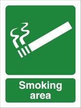 Area de fumadores