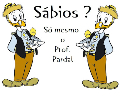 Professor Pardal