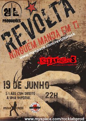 Revolta + DJ Billy