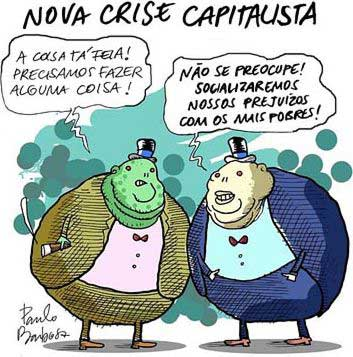 A Nova Crise Capitalista