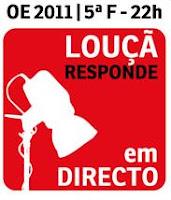 Francisco Louçã responde em directo a perguntas sobre OE 2011