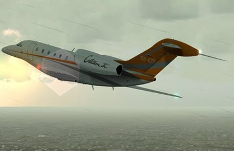 Wilco Cessna CitationX air26 FS9&FSX