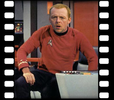simon pegg in new star trek film