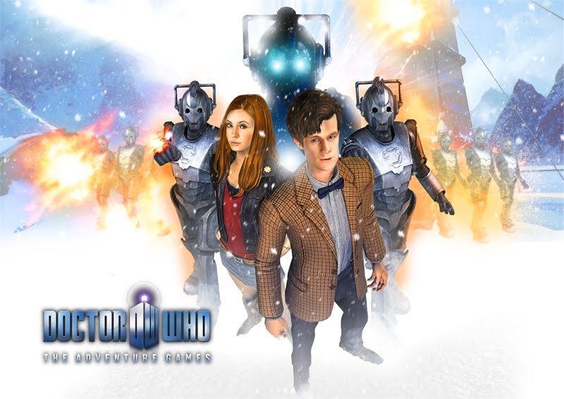 Blood of the Cybermen Titles