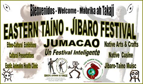 3ed  Eastern Taino-Jibaro  Festival  - Humacao