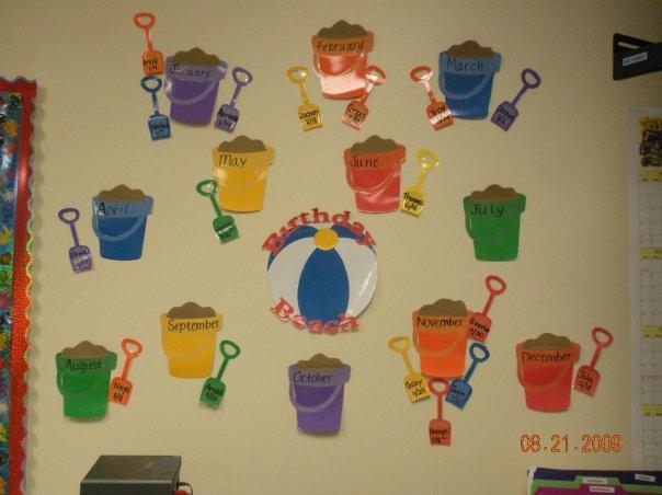 Pre Primary Classroom Decoration Ideas : I heart teaching ocean theme