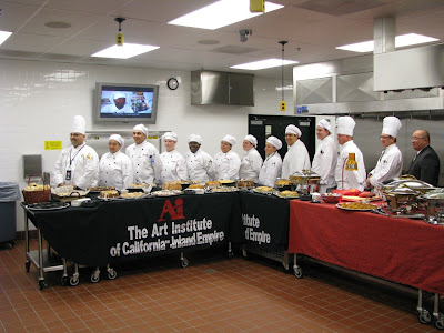 Global Cooking Universities