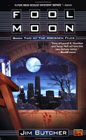 cover of Fool Moon