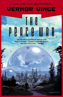 cover of 'The Peace War'