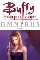 cover of  Buffy Omnibus Vol. 1