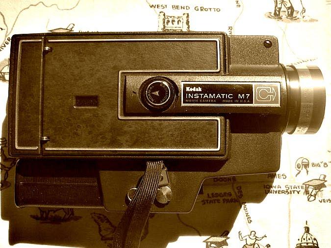 Heather Lucille Garage Sale Score Vintage Analog Cameras