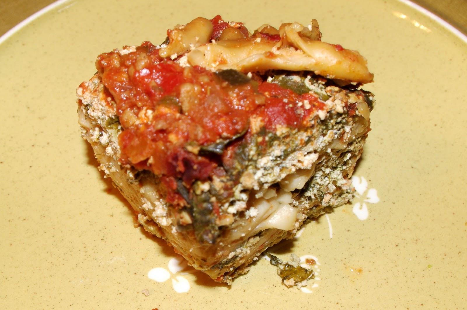 Vegan Lasagne Recipes — Dishmaps
