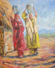 صور من التراث البلوشي