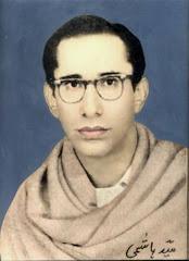 الأب الروحي للغة البلوشية : سيد ظهورشاه هاشمي 1939-1978