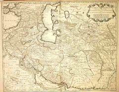 عام 1726م خريطة بلوشستان المستقلة