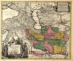 عام 1700م خريطة بلوشستان المستقلة