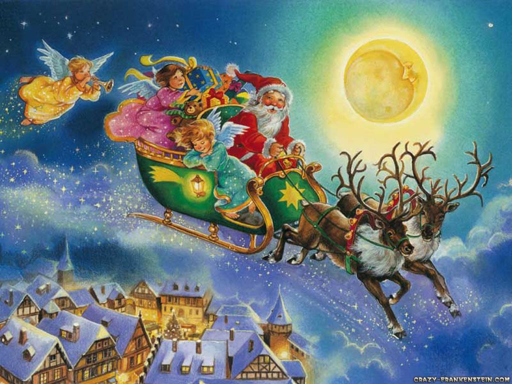 El A  O Que Mam   Noel Reparti   Los Regalos