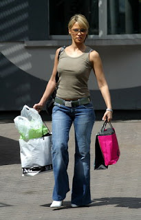 Kate Moss Celebrities In Designer Jeans From Denim Blog Image Source