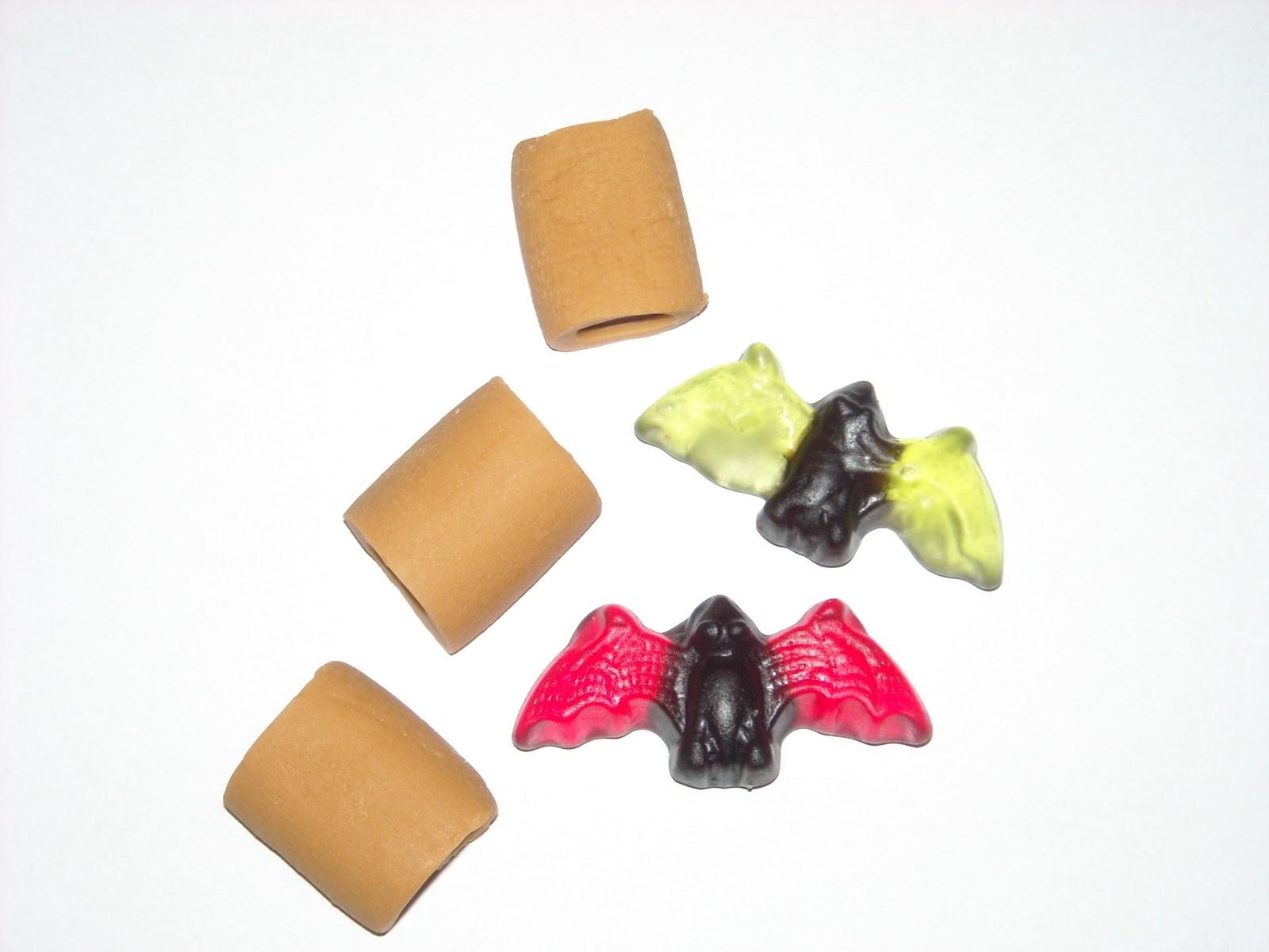 Box sind auch leckere fruchtvire und karamell konfekt enthalten