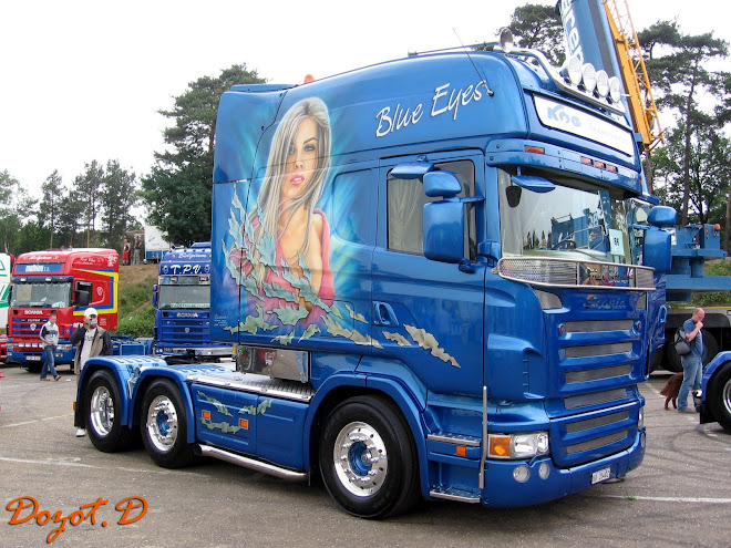 Do do pictures for Interieur scania longline