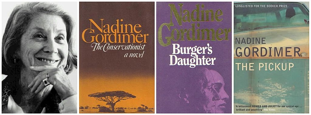the pickup by nadine gordimer essay Nadine gordimer's wiki: nadine gordimer (20 november 1923 – 13 july 2014) was a south african writer, political activist and recipient of the 1991 nobel prize in literature.