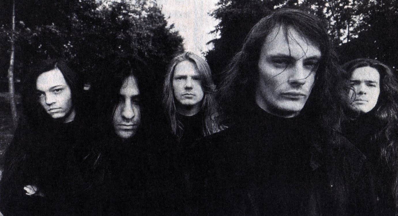 The doom joint my dying bride as the flower withers