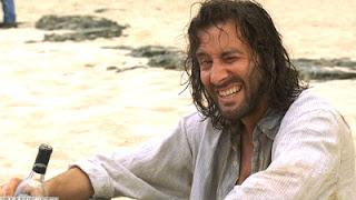 Desmond Hume Lost Island Drunk