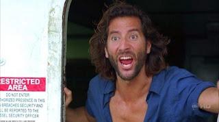 Desmond Hume Lost island funny